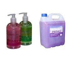 Мыло жидкое и кусковое