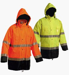 Утепленная куртка MALABAR