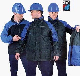 Утеплённая куртка СТАНМОРЕ Зима